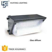 As luzes de parede conduzidas exteriores fixadas na parede de alumínio impermeáveis da lista de ETL