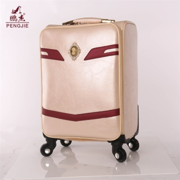 Harga Borong Customized Travel Valise Luggage Troli