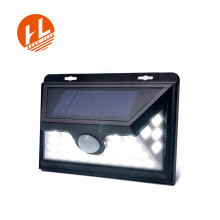 36led solar sensor outdoor waterproof garden lamp