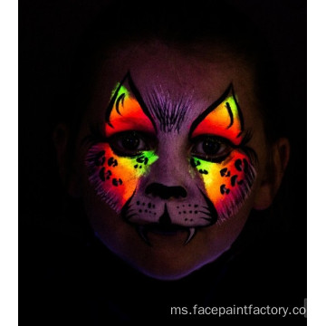 Night Club Packs UV Neon Face Paint