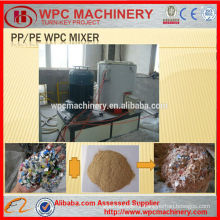 WPC mixing machine, wood powder plastic mixing machine