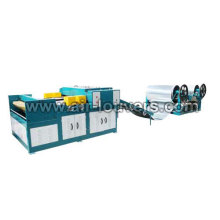 Automatic air pipe production line