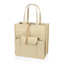 Large Washable Bag Heavy Shopping Eco-Friendly Reusable Duty Totes Foldable Grocery Cloth Bags Handbags for Women Luxury