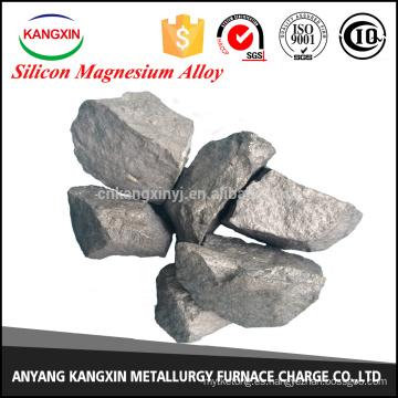 Venta caliente China Precios Ferro silicio aleación de magnesio