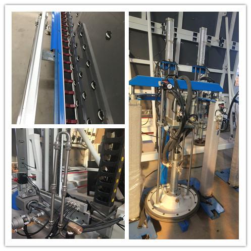 Automatic Sealant Sealing machine for IGU
