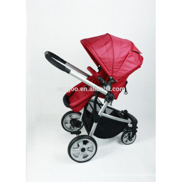 EVA Reifen Luxus Baby Kinderwagen, Jogger Kinderwagen Vier Räder Mit EN1888