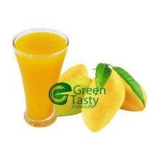 Suco Pulpy da manga da bebida das frutas