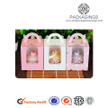 Pink Cake Packaging Paper Boxes
