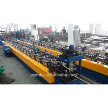 Door panel roll forming machine