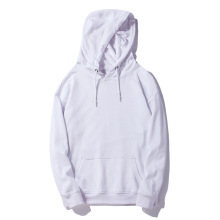 Sports Hoodie In Solid Color For Ladies