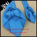 Wholesale Italian Silk Custom Fish Print Cheap Seven Folded Necktie