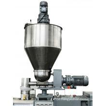Clamshell Barrel Co-Roating Doppelschneckenextruder