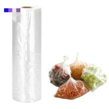 Sellador térmico de bolsas de frutas y delicatessen