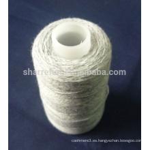 hilo de lana de oveja súper fino 2 / 26nm para hacer punto