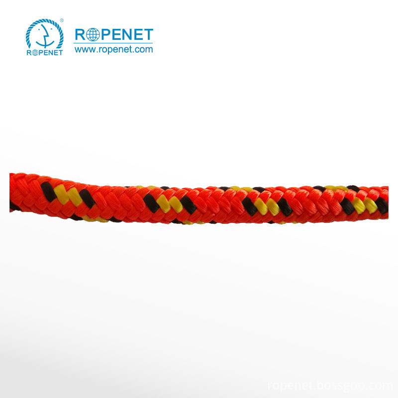 Braid Polyester High Visibility Tracer Ropes (2)