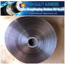Двусторонняя алюминиевая фольга Металлизированная лента для любительской пленки для кабеля