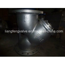 Y-Strainer Stainless Steel Flange End Pn16