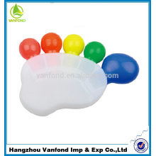 novelty foot shape highlighter pen