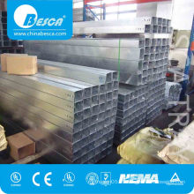 Galvanized Metallic Cable Trunking For Wire Laying