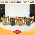 Cerâmica personalizado canecas 325 ml cerâmica caneca formas