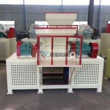 Equipo de trituradora de aluminio de residuos industriales