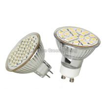 Светодиодная пятновыводимая лампа GU10 / MR16 / E27 / E14 2835SMD / 5050SMD / 3528SMD / 5630SMD