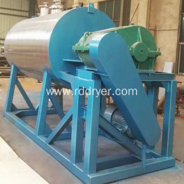 ZPD Series Hoirizontal Paddle Vacuum Drying Machine