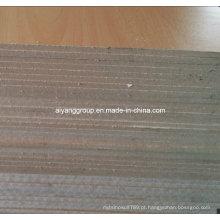 Alta Qualidade Carb Grade Melamina Raw Plain MDF