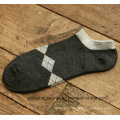 Man′s Fashion Cozy Cotton Ankle Sock
