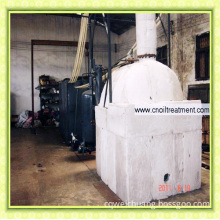 Tire Pyrolysis Oil Recycling Plant& Lubricant Pyrolysis Oil Plant