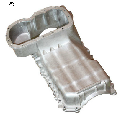 Die Cast Die Casting Mold / Sw022 Oil Pan / Castings