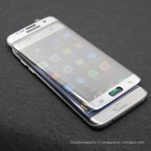 Vente en gros de verre trempé pour Samsung Galaxy S7