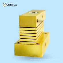 Barras de láser de diodo 940nm apiladas para tratamiento térmico superficial de metal