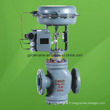 Régulateur de débit pneumatique à double siège (GAZJHN)