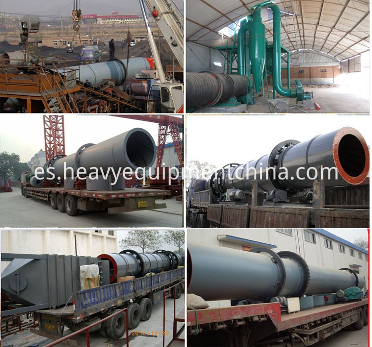 Fertilizer Drying Machine
