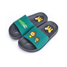 Boys Cute Non-slip Home Slippers