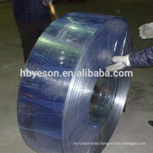 china factory hoop iron,galvanized steel strip