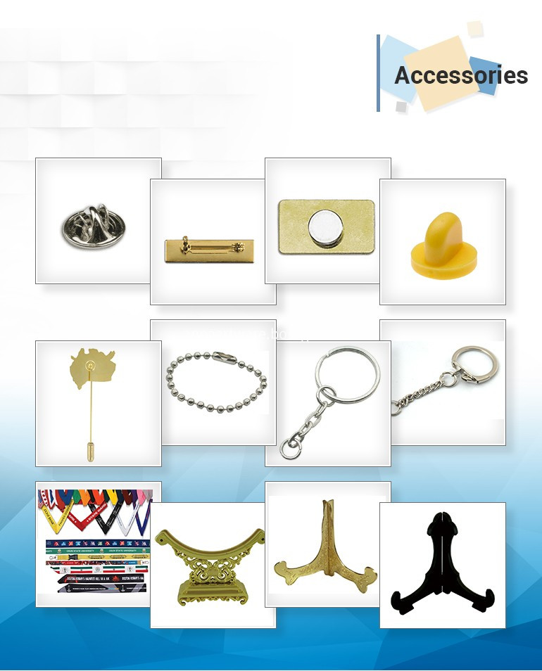 Metal Crafts Accessories