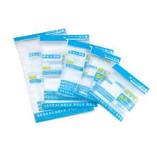Gedruckt PE Slider Verschlossenen Taschen / Lebensmittel Verpackung Tasche
