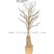 Wholesale Plastic Cheap Crystal Wishing Tree Wedding Table Centerpiece