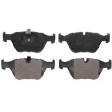 Автомобильные дисковые тормозные колодки 34116761278 D947 21676 21677 2199003 Для частей BMW 525i
