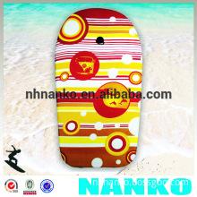NA3218 Customized Boogie Board Swimming Sup Balance Bodyboard For Kids