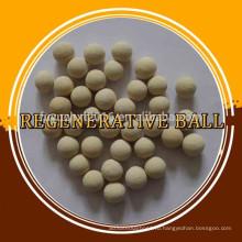 Производство Высокое Качество Высокая Тугоплавкость Регенеративной Мяч Для Промышленной Печи
