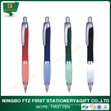 Nova caneta de bola multifuncional design com luz led