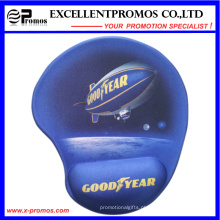 De silicone de alta qualidade gel mouse pad com descanso do pulso (EP-M8134)