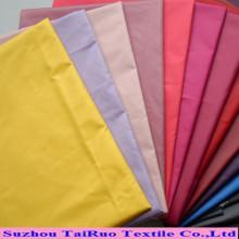 Fabriqué avec des matériaux importants Tissu en taffetas de qualité supérieure