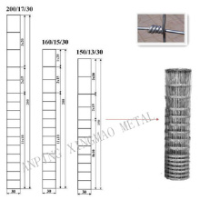 Galvanized Iron Wire Cattle Fence/Deer&Wildlife Fence (XM-G132)