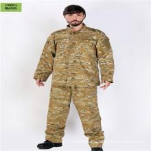 Uniforme militar de combate del ejército para deportes y senderismo