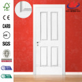 Unfinished MDF Wooden Frames Interior Swing Door