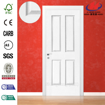 JHK-004P Prefinished Solid Wood Interior Bedroom Door